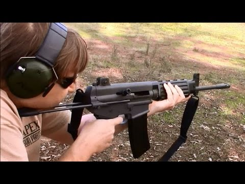 Korean Daewoo K1, K2, & K5 Mega Shooting Review