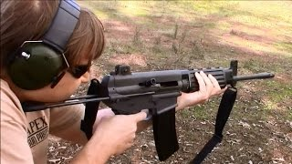 korean daewoo k1 k2 k5 mega shooting review