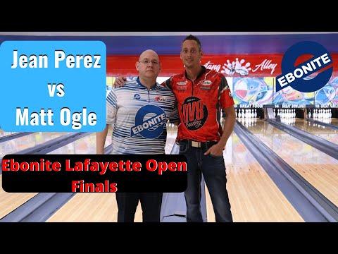 Bowling Tournament   2019 Ebonite Lafayette Open Finals