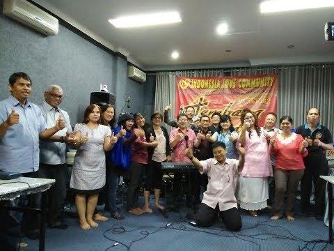 Bible Tv Jakarta:TEMBANG ROHANI WINNER PROFESSIONAL AND ART COMMUNITY-FOUNDER/HOST LESTYONO TANDIADI