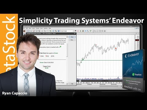 Simplicity Trading Systems' Endeavor