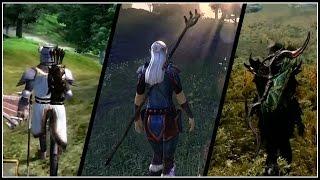 [The Elder Scrolls] Oblivion Vs Skyrim Vs TESO [FR] [HD1080]