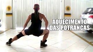 Aquecimento das Potrancas - MC WM e Mcs Jhowzinho e Kadinho | Coreografia | Irtylo Santos