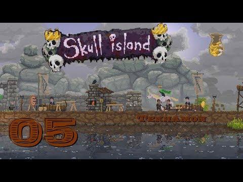 Skull Island #05 ► Le four à pains de Mémé    (-_^)
