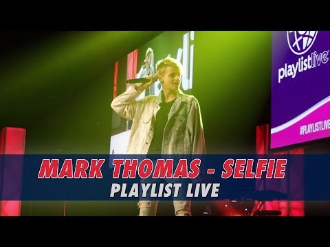 Mark Thomas - Selfie (LIVE)