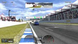 GT5 GTアカデミーカー・チャレンジ ラウンド1 ワンメイクレース [1位]