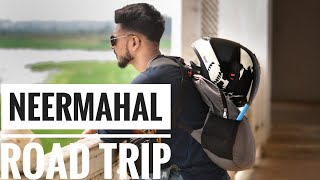 Neermahal tour  Historical landmark Tripur Tourism Bike Ride#vlog9  by biker soul