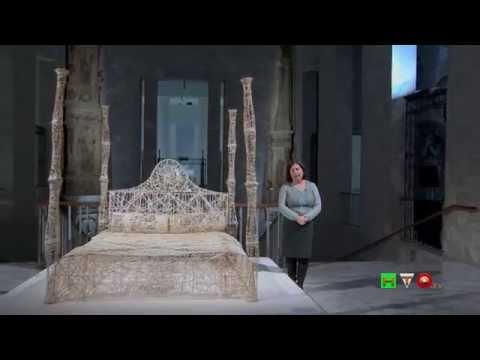 Off Loom, Fiber Art, Arte fuori dal telaio - Museo Arti e Tradizioni Popolari - www.HTO.tv