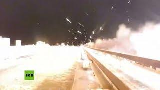 EE.UU. prueba un vehículo hipersónico en tierra a 10.620 km/h