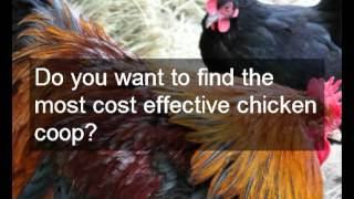 Designs For A Chicken Coop Run | How To Get Plans For A Cheap Chicken Coop Run