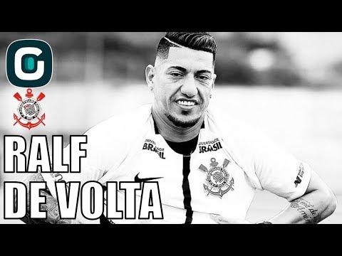 Ralf é Apresentado No Corinthians | Respeito A Gabriel- Gazeta Esportiva (20/02/18)