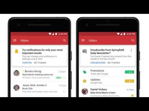 Gmail's Big Re-Design | Can it De-Throne Microsoft's Outlook?! || E.A.T