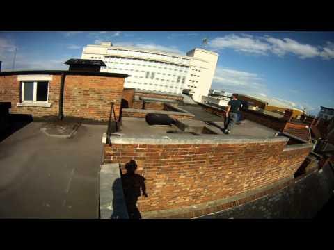 GoPro Roof Exploring