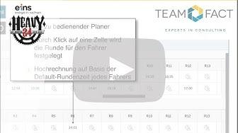TEAMFACT Teamplaner