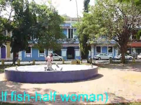 Image result for mermaid garden panjim