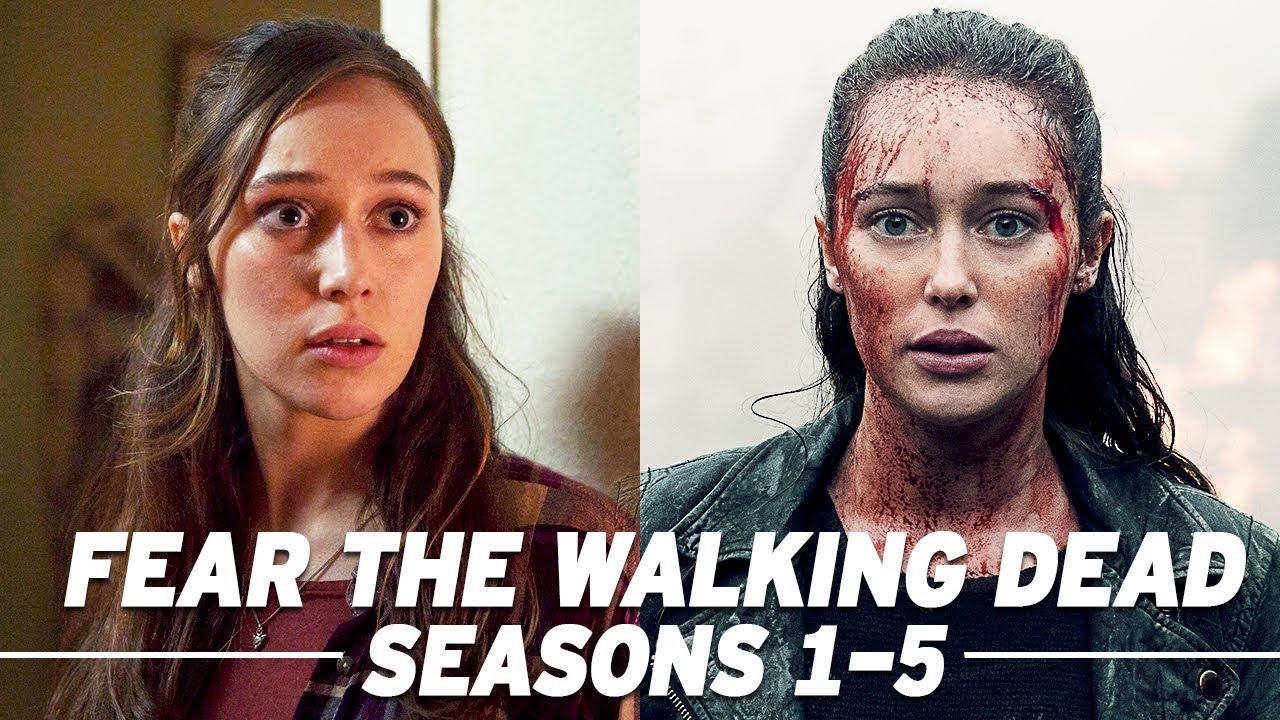 Download Fear the Walking Dead Seasons 1-5 Full Recap