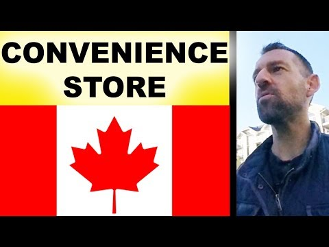 Convenience Store In Canada