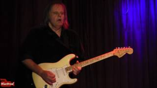 Walter Trout ♪ She Listens To The Blackbird Sing • BB King Blues Club NYC 7/12/17