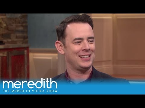 The Best Advice Tom Hanks Gave His Son, Colin | The Meredith Vieira Show