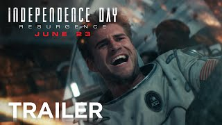 Independence Day: Resurgence | Official Trailer #2 | 2016