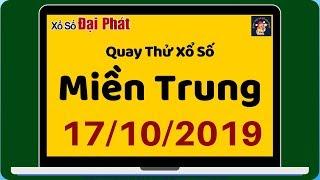 QUAY TH XSMT 17102019 - QUAY TH GI HONG O MIN TRUNG