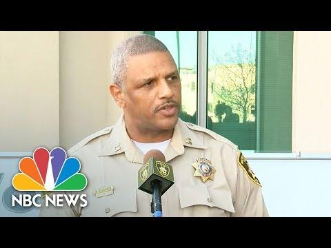 Suspect Arrested In Shootings Of Homeless Men In Las Vegas   NBC News