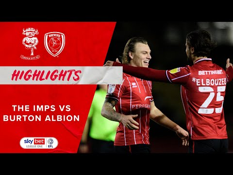Lincoln Burton Goals And Highlights