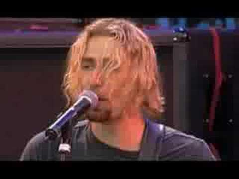 nickelback-Flat on the Floor (live)