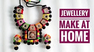 GIFT AND ART JEWELLERY | NAVRATRI jewellery | modern jewellery |handmade jewellery