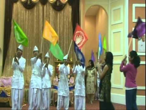 Lord Pran-Nath Divine Center, Seva Padharvani Mahotsav Part I: Temple Tour & Youth Zanda Git