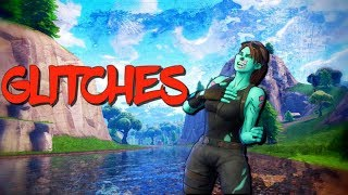 12 Minutes and 3 Seconds Of FORTNITE GLITCHES, Top 5 GLITCHES Of The Week!!