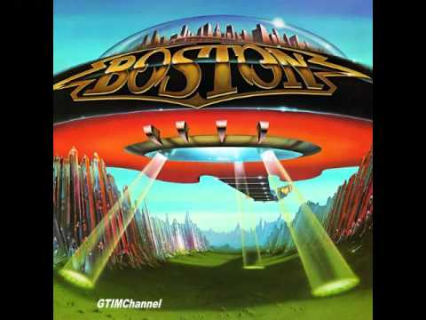 Boston - Don't Look Back (Don't Look Back) HQ