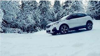 Peugeot 3008 GRIP CONTROL Test