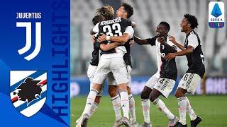 Juventus 2-0 Sampdoria | Ronaldo firma la vittoria Scudetto | Serie A TIM