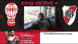 Huracán vs River - EN VIVO - Superliga Argentina - Relatos Lito Costa Febre