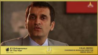 Vikas Oberoi: Entrepreneur Of The Year Category Award Winner: Real Estate and Infrasturcture