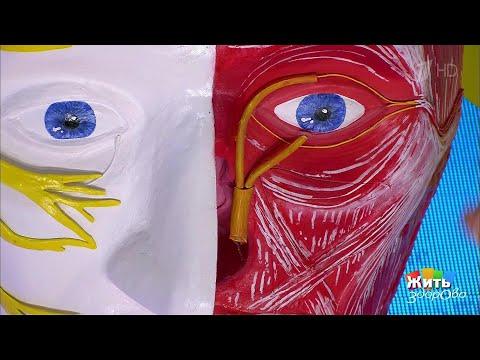Синдром сухого глаза. Жить здорово!(05.12.2017)