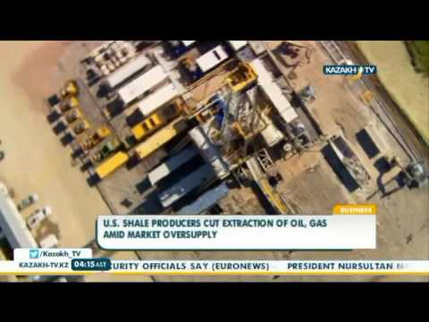 U.S.  shale producers cut extraction of oil, gas amid market oversupply - Kazakh TV