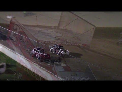 Trail-Way Speedway Kevin Gobrecht Memorial/National Open 9-23-17