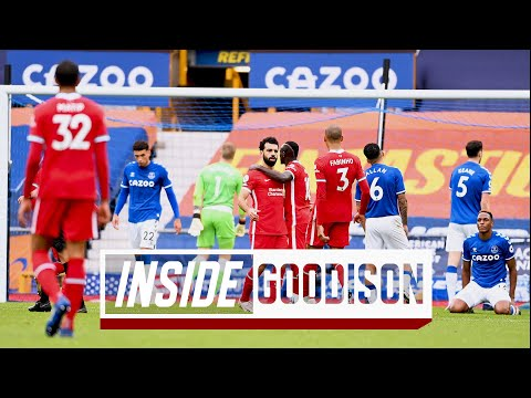 Inside Goodison: Everton 2-2 Liverpool