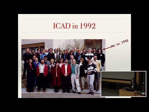 ICAD 2017 Keynote Speaker: Carla Scaletti
