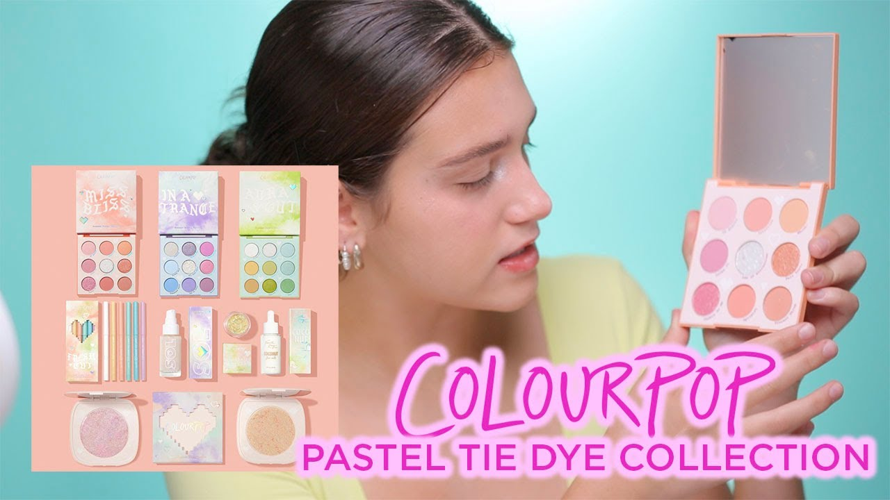 Is the NEW ColorPop pastel collection really worth the hype?......