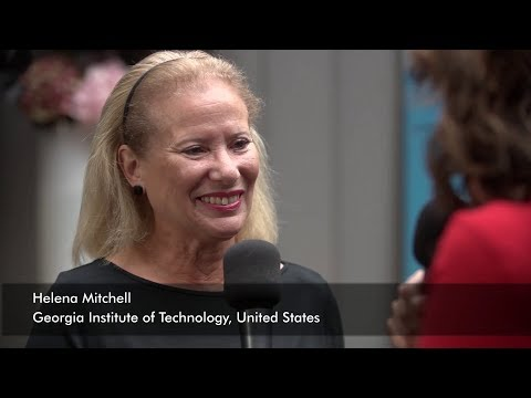 Interview with Helena Mitchell from Georgia Institute of Technology, United States