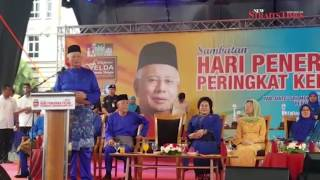 PM marks 64th birthday amidst Felda Settlers' Day celebrations