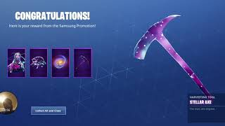 Note 9 fortnite Skin Pack