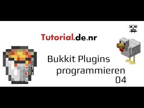 Bukkit Plugins Programmieren – CommandExecuter [03#]