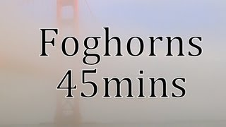 Foghorns in the Morning
