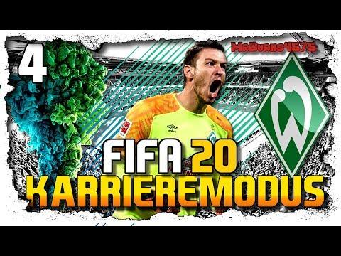 Geht Die Party Weiter ?⚽ Let´s Play FIFA 20 Karrieremodus WERDER BREMEN #4