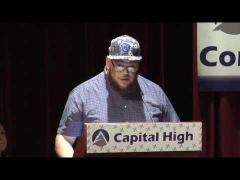 2017 Capital High Graduation