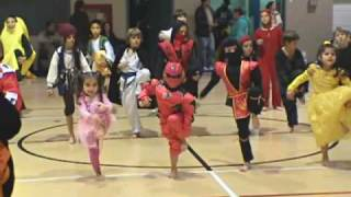 West Island Karate - Halloween Training 2008 - Montreal, Quebec, Canada